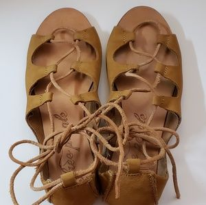 Free people Marrakesh sandals